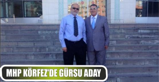 MHP KÖRFEZ'DE GÜRSU ADAY