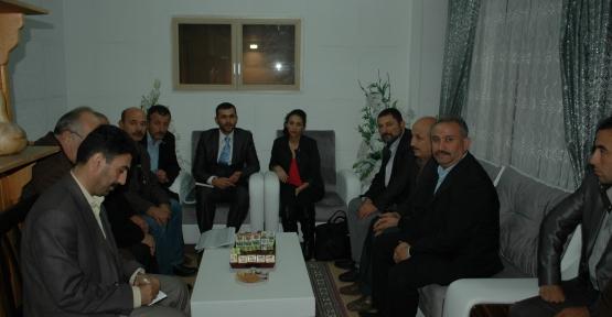 MHP, Yozgatlıları ziyaret etti