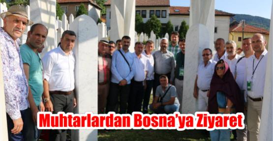 Muhtarlar Bosna'da
