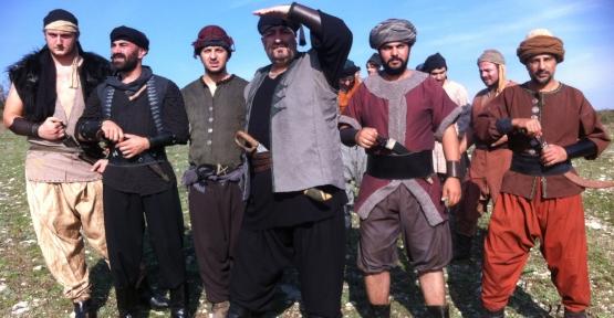 Naci Kazak  Osmanlı Kıyam'da