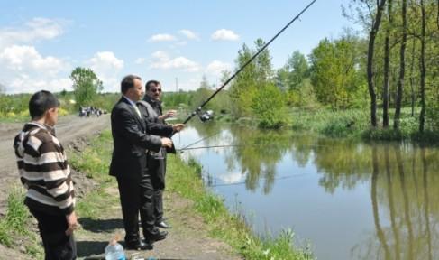 Olta Balıkçıları Kartepe'de Buluşuyor