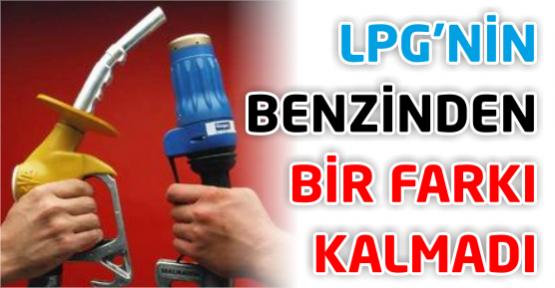 Otomobilde LPG avantajı artık kalmadı