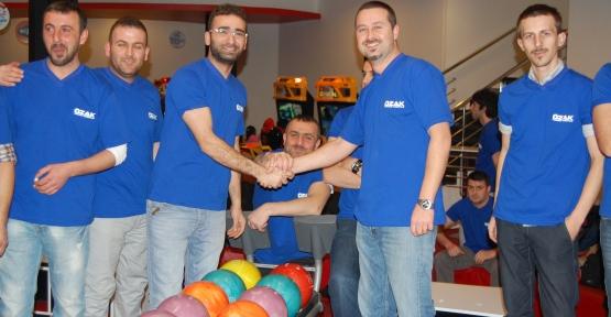 Özak Turnikede Şampiyon Takım Tuğra