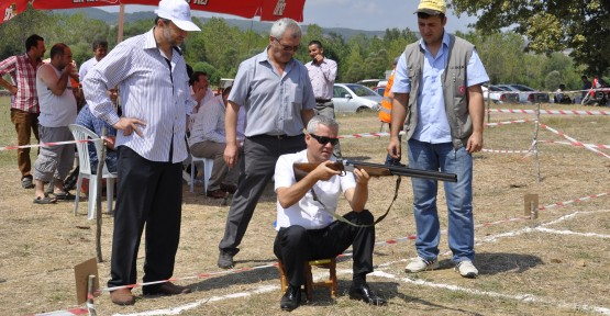 PEHLİVAN, HEDEFİ 12 DEN VURDU
