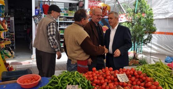 Pehlivan : Kapalı pazarlarımızın sayısını arttıracağız