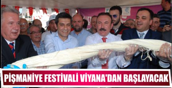 PİŞMANİYE FESTİVALİ VİYANA'DAN BAŞLAYACAK