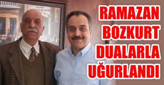 Ramazan Bozkurt Dualarla Uğurlandı