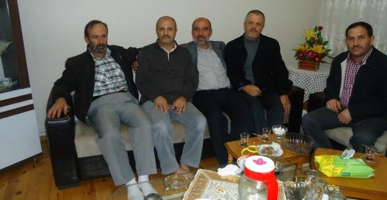 Saadet Partisi Körfez'li Hacıları ziyaret ediyor