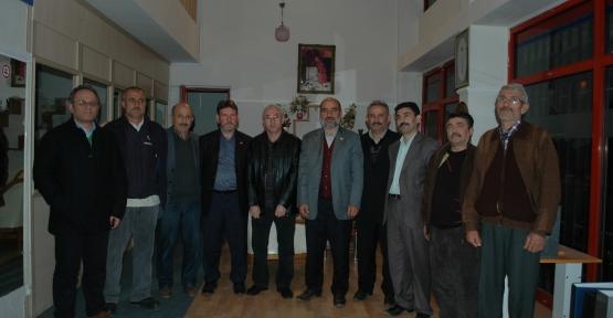 Saadet Partisi, Yozgatlıları ziyaret etti