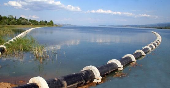 Sapanca-Yuvacık Hattı  susuz kalmaktan kurtardı