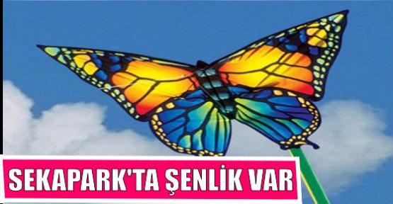 SEKAPARK'TA ŞENLİK VAR