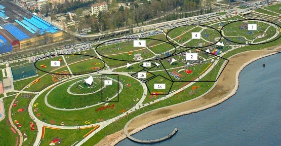 Spor Okulları Festivali yarın Seka park'ta yapılacak
