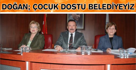 ŞUBAT MECLİS TOPLANTISI YAPILDI