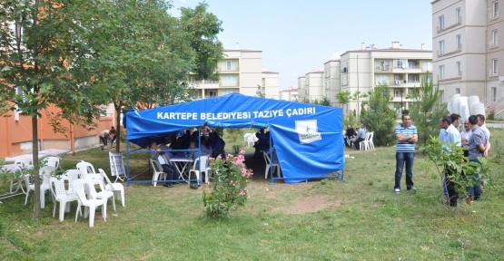 Taziye Çadırı Kartepe Belediyesi'nden