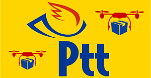 PTT ARTIK DRONE İLE TESLİMAT YAPACAK