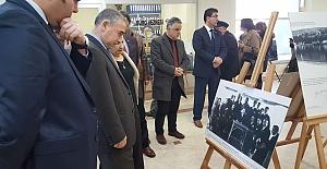 ATATÜRK'ÜN YARIMCA'YA GELİŞİ RESİMLERLE ANILDI