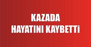 NAZİKE BAYRAM KURTARILAMADI