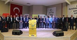 KAZ GECESİNDE 1500 KİŞİ BİR ARAYA...