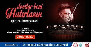 AŞIK VEYSEL, EŞSİZ ESERLERİYLE...