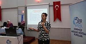DERİNCE'DE SAĞLIK SEMİNERİ