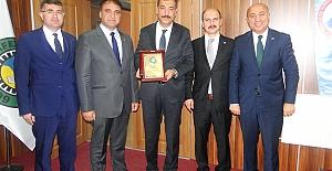 """KTO Başkanı Öztürk '' Böyle bir organizasyona ev sahipliği yapmaktan onur duyuyoruz"""""""