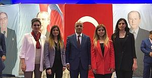 MHP Kocaeli listesinde 4 kadın aday!