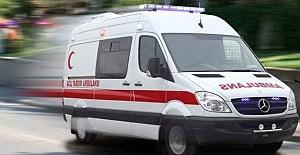ASTIMLI KADINI POLİS KURTARDI