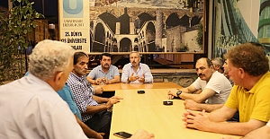 Başkan Bulut, Erzurumluların Konuğu...