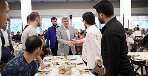 """Başkan Karaosmanoğlu, """"Halk oyunlarını zirveye taşıyacağız"""""""