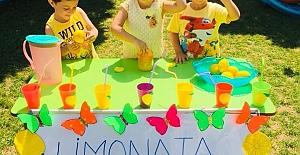 Kumlu'da Limonata Partisi