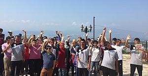 Özel Öğrenciler Gez Gör ile  Mutlu Oldu
