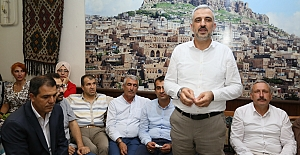 Eryarsoy'dan Mardinliler'e İade-i Ziyaret