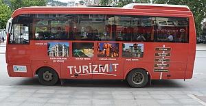 Kırmızı Otobüsle Turizmit Gezileri...