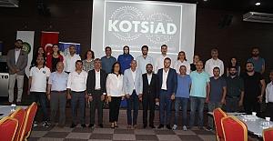 KOTSİAD'da Yeni  Yönetim Belirlendi
