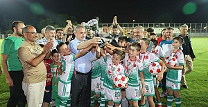 U-12 Şampiyonu  Hisareyn Spor