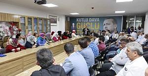 AK Parti Körfez'den Daraltılmış Danışma Meclisi