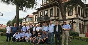 Avrupa'dan Gelen Türk Heyeti Gez-Gör İle İzmit'i Gezdi