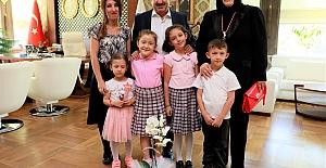Başkan Baran; quot;Çocuklarımız...