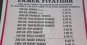 EKMEK ZAMMI, SUSAMLI ÇEŞİTLERE !