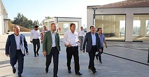 ŞEKER: '' ÇAYIROVA'NIN ÇEHRESİ BU SOSYAL ALANLA DEĞİŞECEK ''