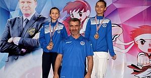 Taekwondocu Minikler Türkiye Şampiyonasında...