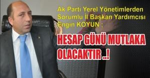 ENGİN KOYUN#039;DAN SERT MESAJLAR..!