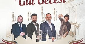 GÜL GECESİ'NE DAVETLİSİNİZ