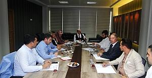 KTO'da Komite Başkanları Toplandı