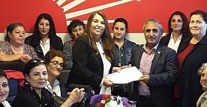 """Serap Baykurt, Belediyeyi Alacağız"""""""