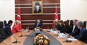 Vali Aksoy, Halk Gününde Vatandaşlarla Bir Araya Geldi