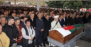 Abdullah Karacan#039; a Ahirete Uğurlandı