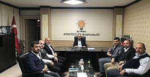 AK Partide Çalışmalar Hız Kazandı