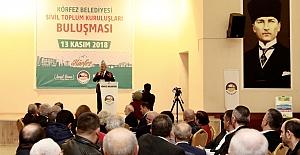 BAŞKAN BARAN#039;IN DAVETİNE KATILIM...