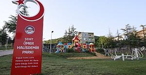 Körfez'e Modern Ve Güvenli Parklar